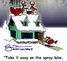 Spray Lube by Larry Miller III