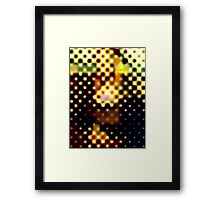 mixed mona Framed Print