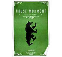 House Mormont Poster