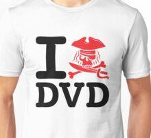 i pirate DVD Unisex T-Shirt