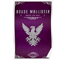 House Mallister Poster