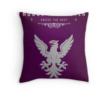 House Mallister Throw Pillow