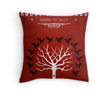 House Blackwood Throw Pillow