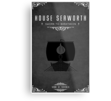 House Seaworth Metal Print