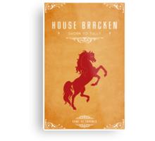 House Bracken Metal Print
