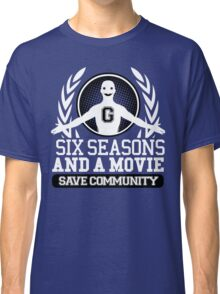 #Six Seasons and a Movie Classic T-Shirt