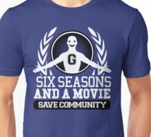 #Six Seasons and a Movie Unisex T-Shirt