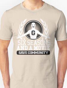 #Six Seasons and a Movie Unisex T-Shirt