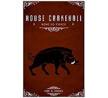 House Crakehall Photographic Print
