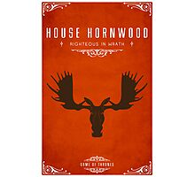 House Hornwood Photographic Print