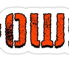 #OWS Sticker