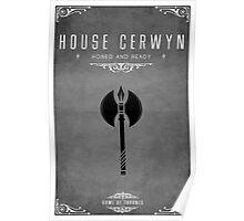 House Cerwyn Poster