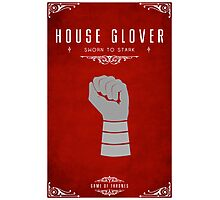 House Glover Photographic Print