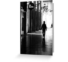 Where the Light Follows... Greeting Card