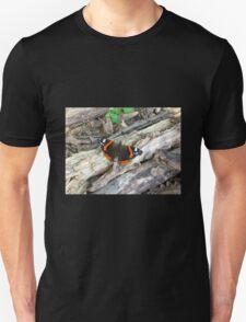 Follow me around, I will show you my world Unisex T-Shirt