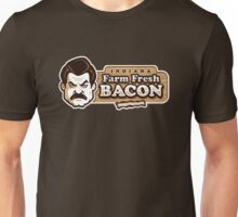 Farm Fresh Bacon Unisex T-Shirt