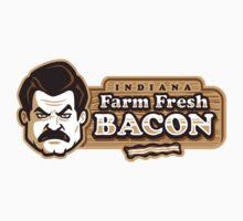 Farm Fresh Bacon - STICKER by WinterArtwork