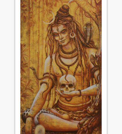 Mahadev Shiva Sticker