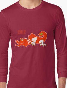 Dragon 2012 Long Sleeve T-Shirt