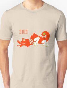 Dragon 2012 T-Shirt