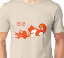 Dragon 2012 Unisex T-Shirt