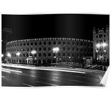 Plaza Toros de Valencia Poster