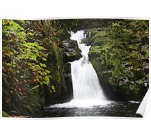 Sweet Creek Falls #3 Poster