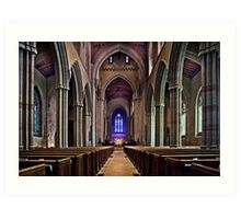 Bryn Athyn Cathedral Art Print