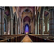 Bryn Athyn Cathedral Photographic Print