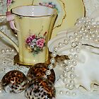 Teatime and treasures by Marjorie Wallace