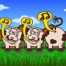 Singing Cows by Zoo-co