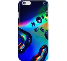Waterdroplets iPhone Case/Skin