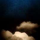 Clouds in a scratched darkness by Silvia Ganora