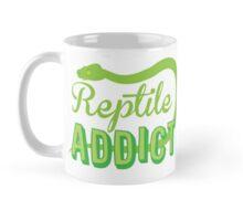 Reptile Addict (with snake) Mug