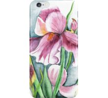 Purple Iris iPhone Case iPhone Case/Skin