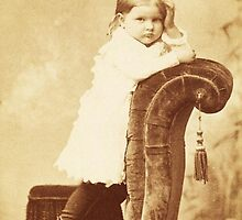 Mabel Grumps ~ Binghamton, NY c. 1880 by artwhiz47
