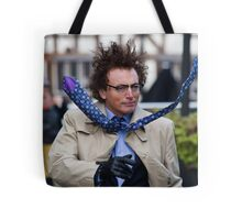 Caught in a gale Tote Bag
