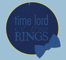 Time Lord of the Rings by nickelcurry
