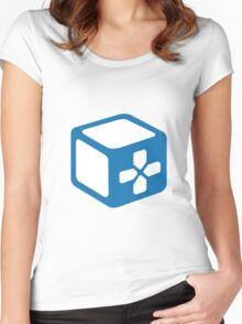Cube Women's Fitted Scoop T-Shirt
