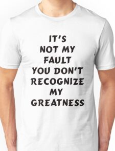 Greatness T-shirt T-Shirt