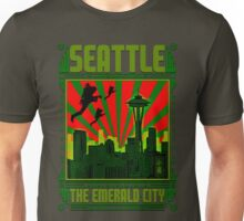 SEATTLE - THE EMERALD CITY Unisex T-Shirt
