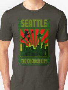 SEATTLE - THE EMERALD CITY T-Shirt