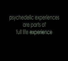Psychedelic Experience by IA-Art