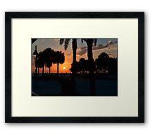 St. Pete Beach Framed Print