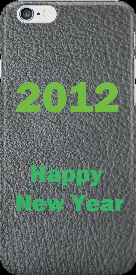 2012 Happy New Year by xxkingxx123