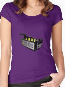 Two in the box! ready to go! We be fast, and they be slow! Women's Fitted Scoop T-Shirt