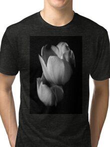 Floral Echo Tri-blend T-Shirt