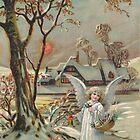 Christmas Angel by kindangel