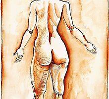 Standing Joelle camaieu by ivDAnu