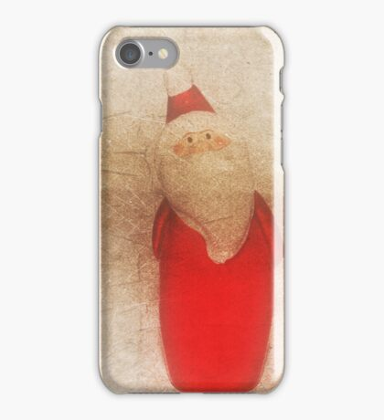 Waiting For Christmas Eve T-Shirt iPhone Case/Skin